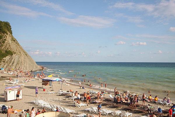 Архипо осиповка фото пляжа и набережной отзывы
