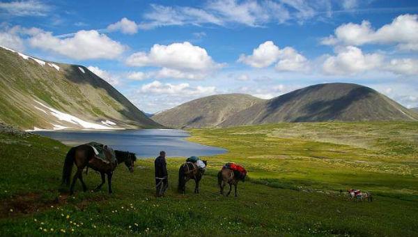 Конные туры походы