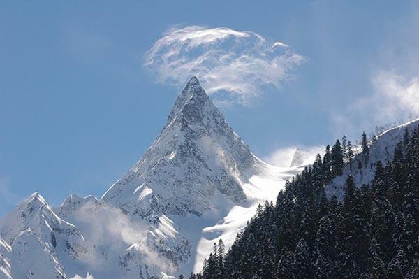 домбай фото горнолыжный курорт