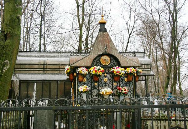 кладбище, могила Матроны,