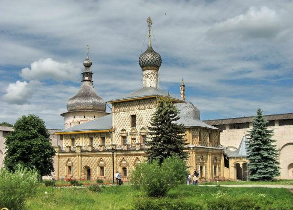 Ростов великий где находится